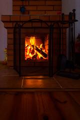 DSC_7853 (sergeysemendyaev) Tags: 2016 ruza russia countryside руза россия деревня камин огонь тепло fireplace warm warmth fire