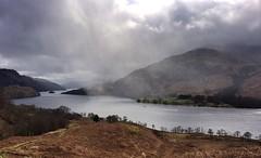 21/52 #52weeks : Loch Lomond (Davoski) Tags: 52weeks lochlomond scotland trossachs weather hills rain landscape loch water ardlui