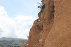 lame rosse (Roberto Tarantino EXPLORE THE MOUNTAINS!) Tags: lame rosse lamerosse monti sibillini marche canyon montagna nuvole cielo primavera fiastra diga