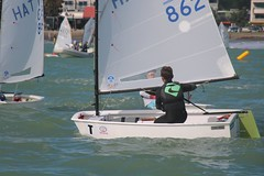 EQUIPE 4 (yctahiti) Tags: nz napier national 2017 optimist