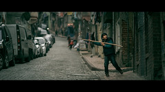 Balat, Istanbul (emrecift) Tags: candid portrait cityscape street photography istanbul child cinematic 2391 anamorphic crop grain sony a7 alpha legacy lens glass canon new fd 135mm f28 emrecift