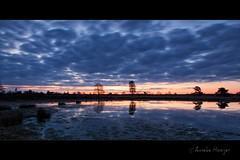 Oostingsveentje (aNNajé) Tags: oostingsveentje aekingerzand ochtend zonsopkomst blauweuurtje