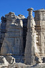 Plaza Blanca (James Matuszak) Tags: newmexico riochama abiquiu plazablanca rock formations pinnacles temple 2017 crenelations