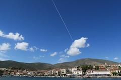 Falling Cloud... (Κώστας Καϊσίδης) Tags: sky clouds landscape outdoor greece galaxidi fallingcloud
