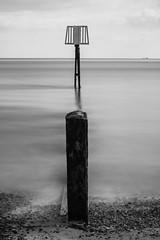 Groyne 1 (thechymist) Tags: infrared felixstowe groyne sea