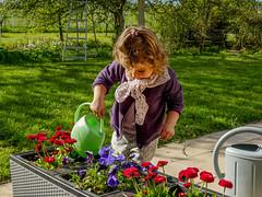 Joyeuses Pâques / Happy Easter (jeanclaude-Betapixel) Tags: enfance nature child panasoniclumixgx8