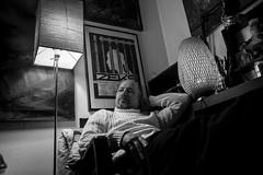 Sania Ginzburg (::Lens a Lot::) Tags: paris | sigma 1835 mm f18 dc hsm art 2015 9 blades aperture black white portrait depth field bokeh high contrast noir et blanc monochrome intérieur personnes 2017