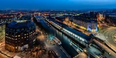Bristol (Acero666) Tags: avon bristol cathedral cultural england art boat darkart dock docks night port published urban