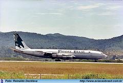Phoenix Brasil - PP-PHB (Aviacaobrasil) Tags: phoenixbrasil boeing707 sãopaulogruairport reinaldodeckleva