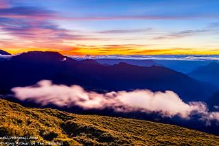 合歡北峰(Sunrise)