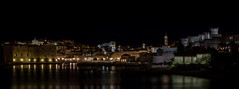 Croatia / Kroatien: Dubrovnik (CBrug) Tags: kroatien dubrovnik november 2012 croatia water coast nacht night mediterraneansea croazia croatie croacia kroatië hrvatska chorwacja croácia kroatia küste costa kust côte ufer coastal nuit noche notte