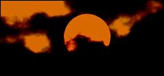 [ - THE SUN THIS WEEK - ] (Tremor Saint) Tags: solar sunspot 2644 2651 imagery dark clouds up sky texas black