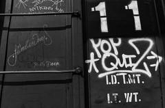 (o texano) Tags: houston texas graffiti trains freights bench benching hindue moniker gtb popquiz pque a2m adikts sws wh d30