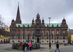 Malmö Town Hall (Amir Nurgaliyev) Tags: malmö