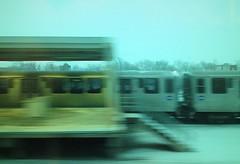 End Of The Platform (michael.veltman) Tags: commute commuting commuter l train platform