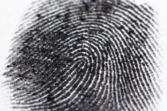 fingerprint (ertolima) Tags: hmm fingerprint ink investigation clue macromondays crime