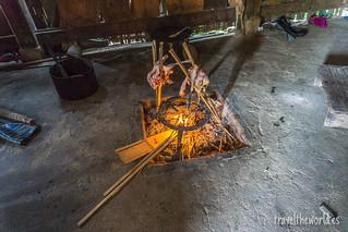 Lao Chai comida
