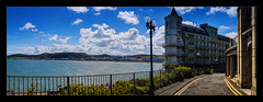 The Grand Hotel, Llandudno (Kev Walker ¦ From Manchester) Tags: architecture beautiful britishculture building canon1100d canon1855mm colorfull conway conwaycastle grandhotel hdr historical northwales panorama panoramic photoborder postprocessing