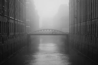 Fleet im Nebel