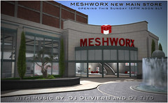 |- MESHWORX -| New MAIN STORE Opening  Sunday May 19,2013 @12pm Noon SLT (MESHWORX [Loz Hyde]) Tags: urban house home chair industrial chairs maya mesh furniture contemporary secondlife tables artdeco creator builder grandopening modernclassic mainstore meshworks meshlights meshchair virtualfurniture lozhyde meshworx meshsofa meshcreations fameshed meshbuild meshbuilding meshbuilder mesh3dmodeling meshlamps meshcreator secondlifemeshdesigner secondlife3dmodeling grungemesh contempraryclassic secondlifemeshbuilder industrialbuild virturalbuilds