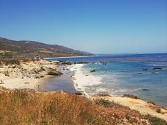 Leo Carrillo State Park (mlee525) Tags: ocean california travel beach pacific malibu wanderlust leocarrillo leocarrillostatepark vscocam uploaded:by=flickrmobile flickriosapp:filter=nofilter
