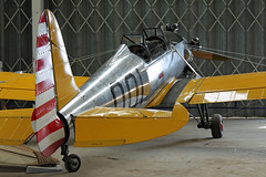 Ryan PT-22 Recruit (MUSTANG_P51) Tags: old ryan warden shuttleworth recruit pt22