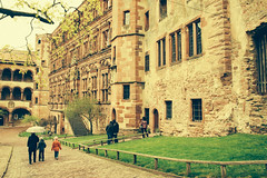 Heidelberg Castle (bortescristian) Tags: castle canon germany deutschland photography eos rebel photo spring foto fotografie picture april imagine heidelberg dslr schloss cristian castel germania aprilie poza primavara 500d  alemagne  2013 xti bortes  bortescristian cristianbortes