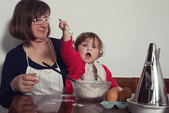 Grandmother And Granddaughter Baking In Kitchen (Fon-tina) Tags: girls food cooking cake baking europe baker child adult grandmother apron dolce granddaughter chef grandchild donne females cheerful figli foodanddrink domesticlife cibo assistance grandparent cucina bambino bassanodelgrappa cuoco cucinare felicit adulto assistenza activeseniors fattoincasa domesticroom donneanziane cuocerealforno cibiebevande bambinefemmine anzianiattivi ciotolapermescolaregliingredienti cucinareundolce