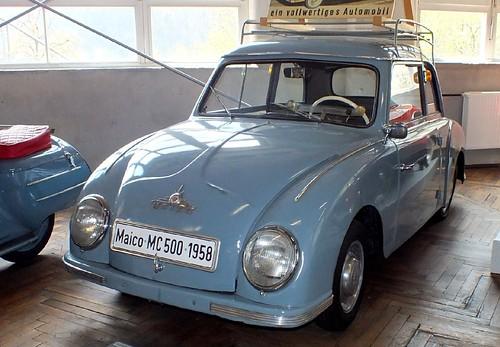 Maico 500 1958