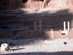 check you seat number (tomzcafe) Tags: petra jordan nikoncoolpix995 wadimusa