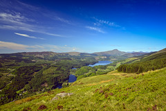 View at the Trossachs (frankmccollum) Tags: landscape scotland view trossachs