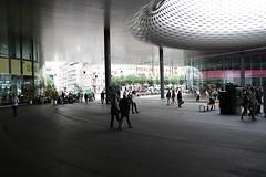 Neue Messe Basel (bcmng) Tags: facade basel herzogdemeuron fassade artbasel swissarchitecture 2013 metalfacade baselarchitecture designmiamibasel baselfair neuemessebasel