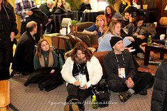 Filmmakers Lodge (filmcastlive) Tags: california usa canon hollywood soc asc sundancefilmfestival bsc molerichardson filmcastlive cinegear2013