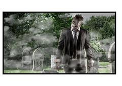 Killer Zombies (Tony Wilkinson ) Tags: grave yard zombie