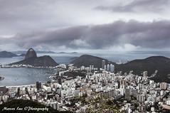 _DSC5633 - Rio de Janeiro (Marcos_Luz) Tags: nature rio brasil riodejaneiro mar janeiro natureza chuva paisagem sugar viagem vista marta sugarloaf podeaucar mirante mata po dona riode