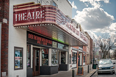 Franklin Theatre (1937), side, 419 Main Street, Franklin, TN (1799, pop. 64,317), USA (lumierefl) Tags: usa cinema building architecture franklin 1930s theater unitedstates tn theatre tennessee business entertainment commercial northamerica movies southeast 20thcentury movietheater motionpicture moviehouse exhibitor pictureshow williamsoncounty