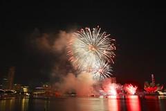 2T2J9996 (GengHui (a.ka. Jinghui ) Tags: travel tourism singapore fireworks events ndp marinabay ndp2013 nationaldayparade2013