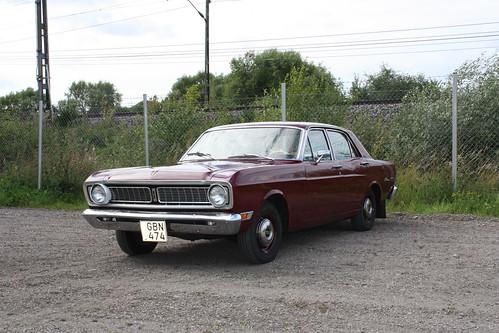 1968  Ford Falcon Sedan