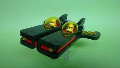 GARC Batmobile 01 (JPascal) Tags: lego batmobile garc
