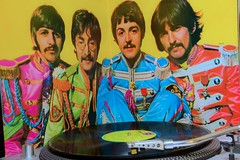The Beatles (Light Collector) Tags: vinyl turntable retro lp thebeatles odc sgtpepperslonelyheartsclubband 333rpm