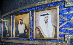 Burj al Arab (Tiigra) Tags: 2013 dubai city color interior ornament painting people politics portrait unitedarabemirates art
