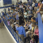 "<b>Aquatic Center Dedication Ceremony</b><br/> Photo by Aaron Zauner<a href=""http://farm3.static.flickr.com/2829/10143885374_8fe9f81c53_o.jpg"" title=""High res"">∝</a>"