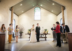"Dimity and Rudy - in the chapel at Stones of the Yarra Valley. • <a style=""font-size:0.8em;"" href=""http://www.flickr.com/photos/21623077@N04/10415720106/"" target=""_blank"">View on Flickr</a>"