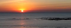 Fishing at Sunset, Cadiz (717Images) Tags: ocean sunset sea sky sun west beach weather clouds evening coast fishing fisherman spain rocks horizon cadiz setting vision:sunset=0947 vision:outdoor=091 vision:clouds=0666 vision:ocean=0921 vision:sky=0958