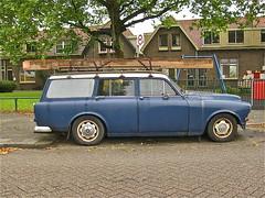37-TN-21 VOLVO Amazon P121 B18 Kombi, 1967 (ClassicsOnTheStreet) Tags: station wagon volvo amazon 60s estate 1967 1960s combi kombi b18 stationwagon twotone p121 bicolore stationcar stationwagen 37tn21 cwodlp