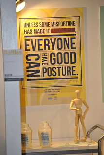 Everyone can make a good posture