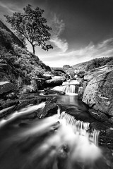Three Shires (alexbaxterca) Tags: longexposure water stream peakdistrict threeshireshead threeshires canon60d vision:mountain=0741 vision:clouds=0745 vision:street=0719 vision:outdoor=0588 vision:sky=0641