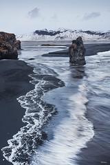 Hacia el norte (frivera.) Tags: iceland playa frio hielo