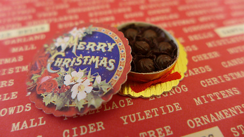 Christmas Box of Chocolates by Betsy Niederer