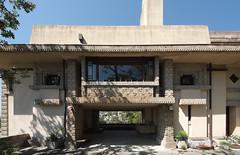 FORMER YAMAMURA HOUSE: Frank Lloyd Wright, Arata Endo, Ashiya Hyogo, 1924 (wakiiii) Tags: